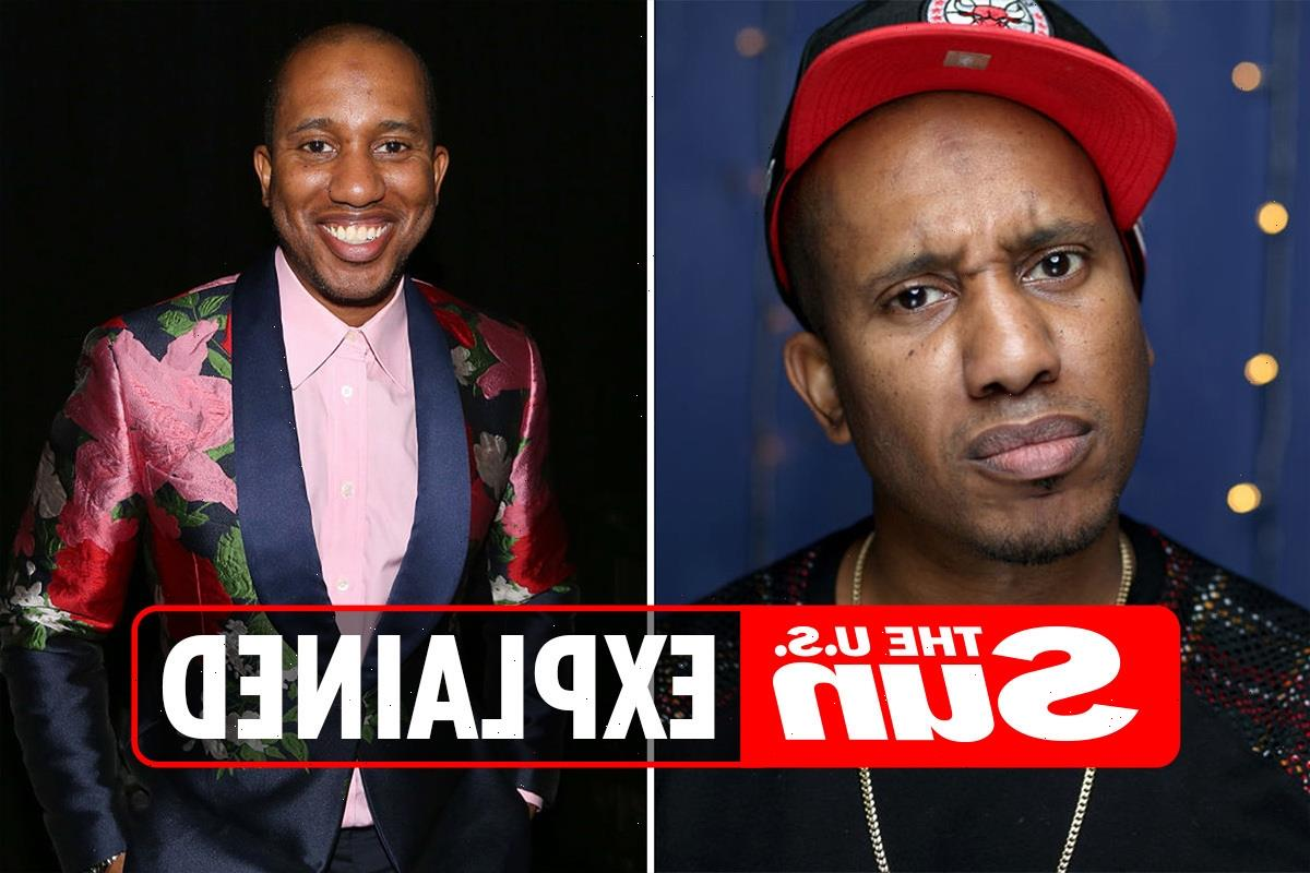 Who is Chris Redd and how tall is he?
