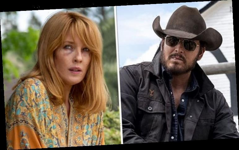 Yellowstone stars tease Rip and Beth's wedding 'We're not even gonna be there'