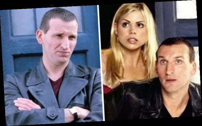 Doctor Who's Christopher Eccleston admits he 'ignores' show's timeline amid return