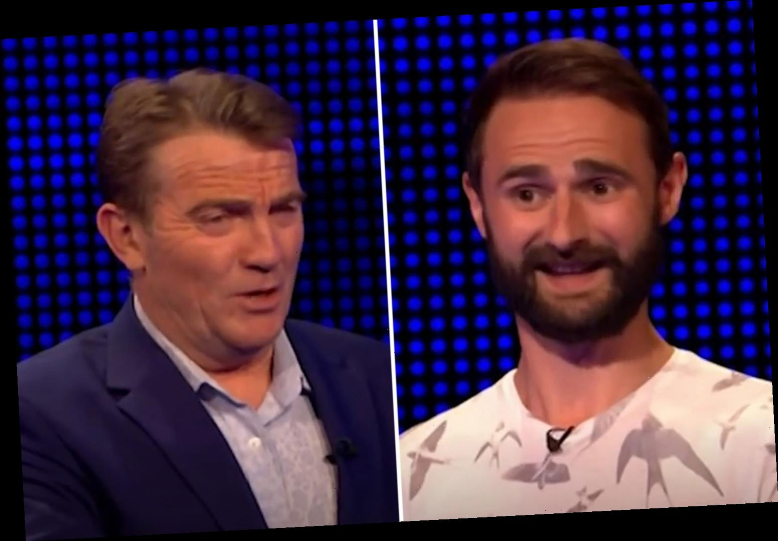 Bradley Walsh blasts 'boring' The Chase contestant and demands he 'livens up' in savage swipe