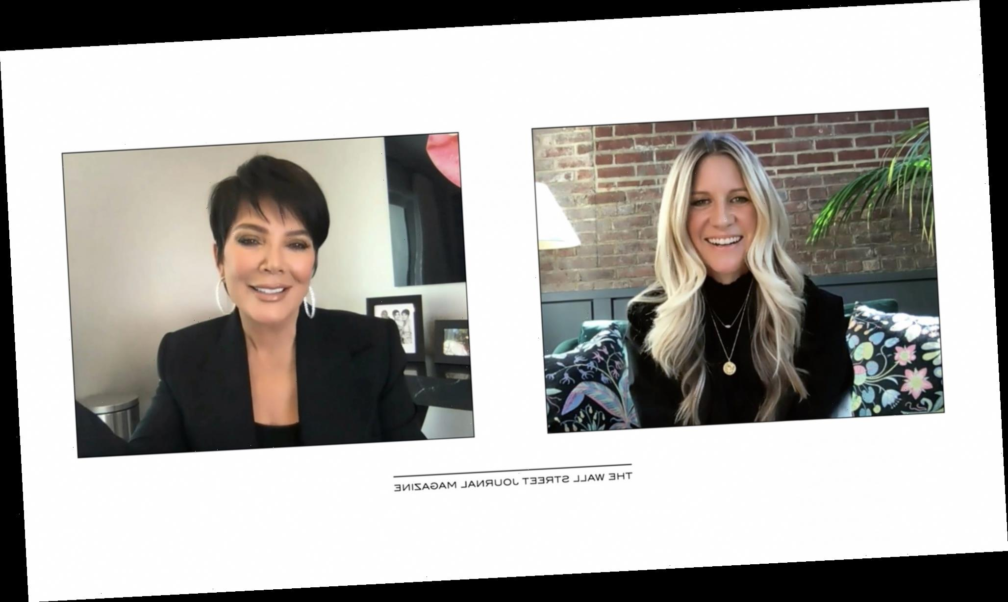 Kris Jenner Says Daughter Kourtney Kardashian Has Tried to Fire Her as Her Manager '3 or 4 Times'