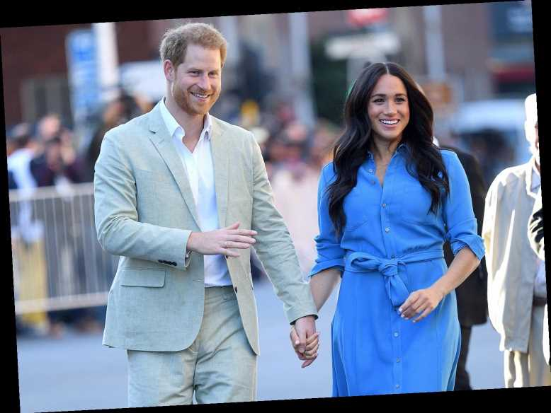 Meghan Markle and Prince Harry Announce First Netflix Series — and Harry Will Appear on Camera!