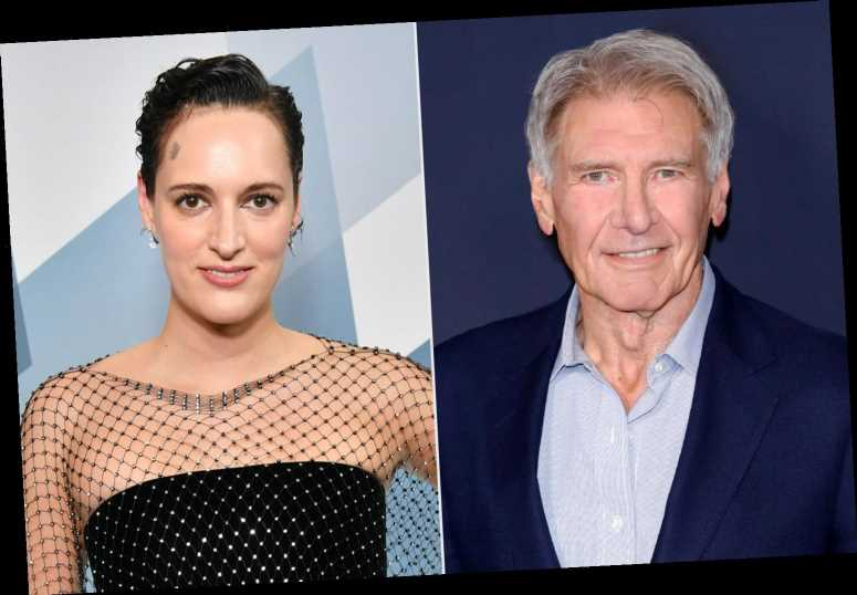 Indiana Jones Is Back! Phoebe Waller-Bridge Joins Harrison Ford for Upcoming Fifth Film
