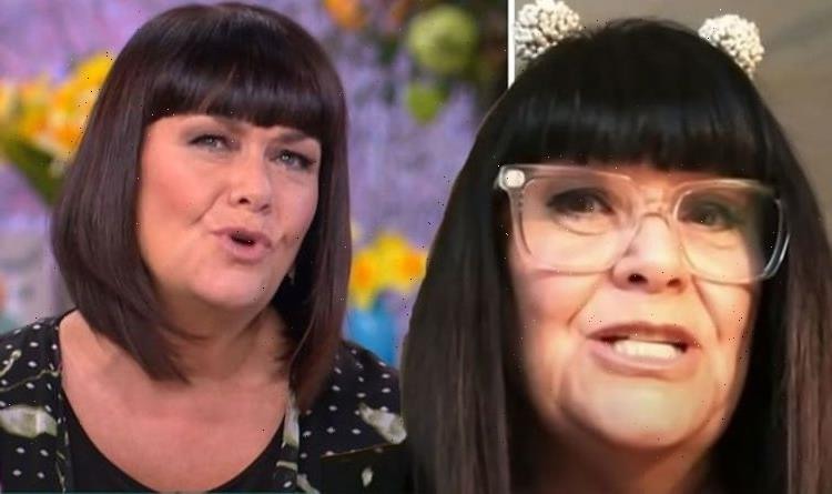 Dawn French blasts scammers using her image to flog diet pills after 7.5 stone weight loss