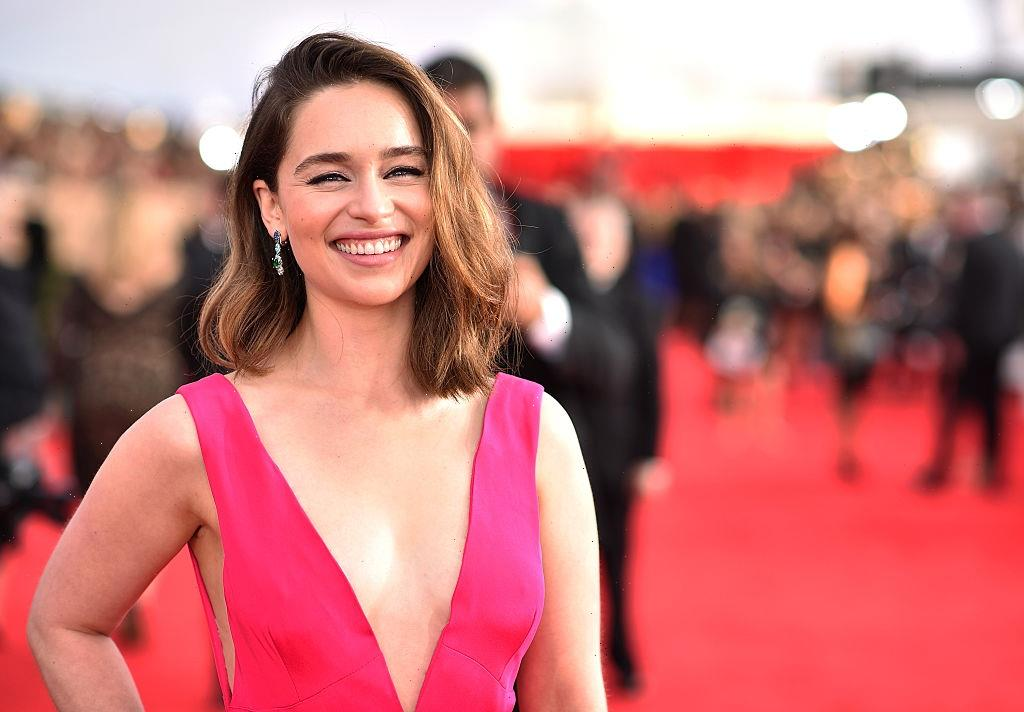 Emilia Clarke Turned Down 'Fifty Shades' Because of Something She Did All the Time on 'Game of Thrones'