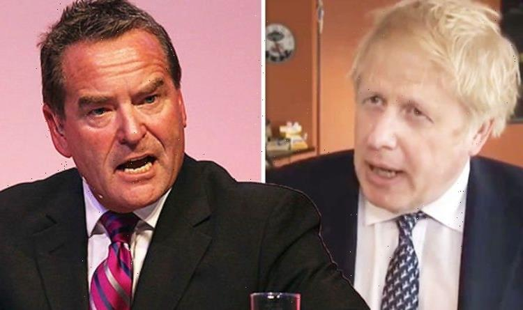 'Enough is enough!' Sky Sports' Jeff Stelling rages at Boris Johnson over travel rules