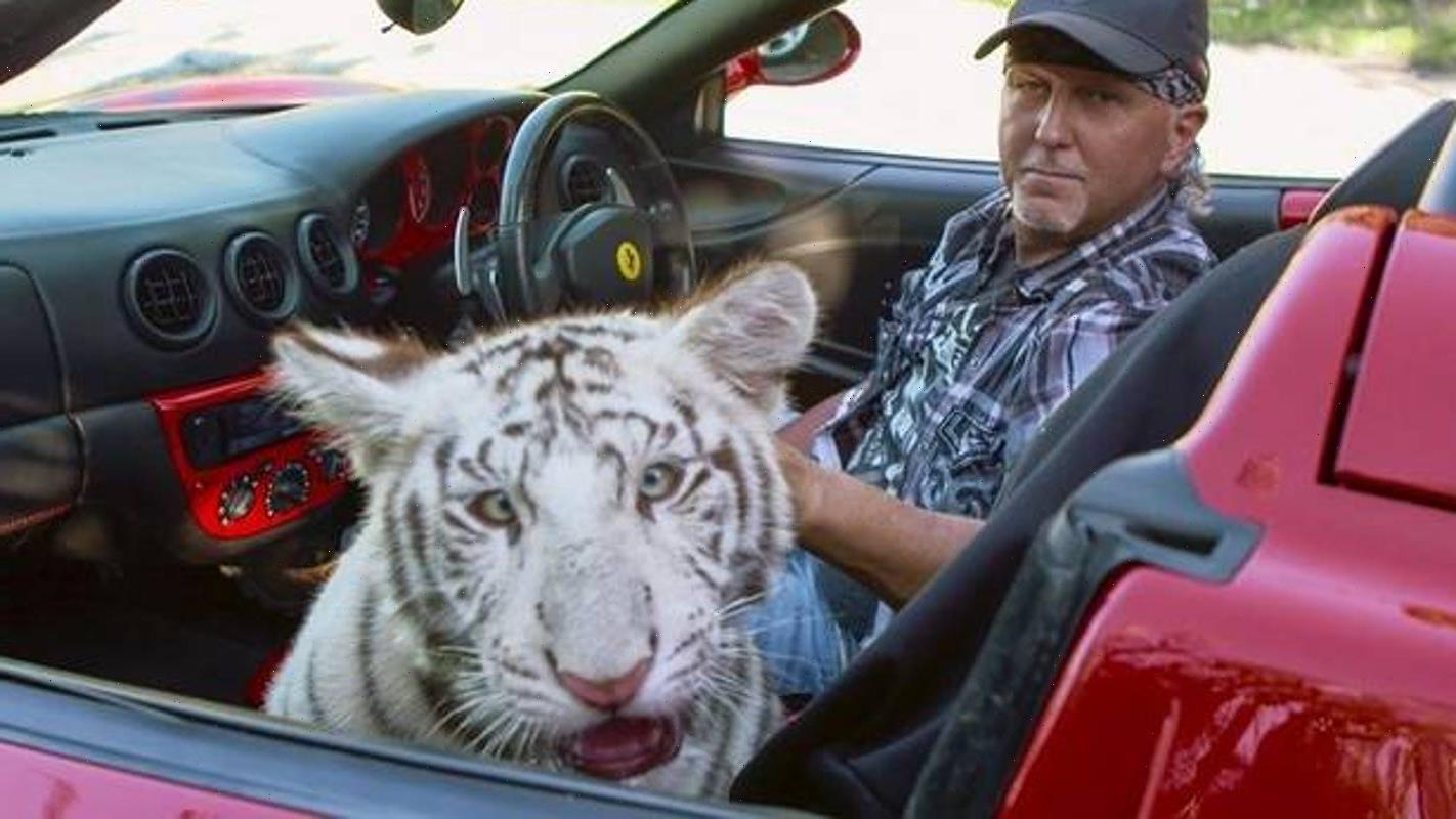Feds seize 68 big cats from Oklahoma animal park featured in Netflix's 'Tiger King'
