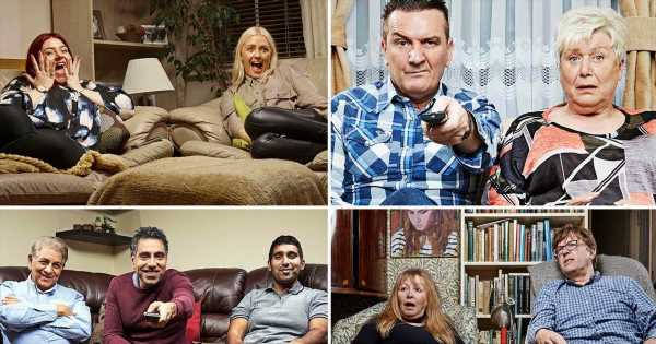 Gogglebox fans' top 10 stars – see if your fave has been crowned winner
