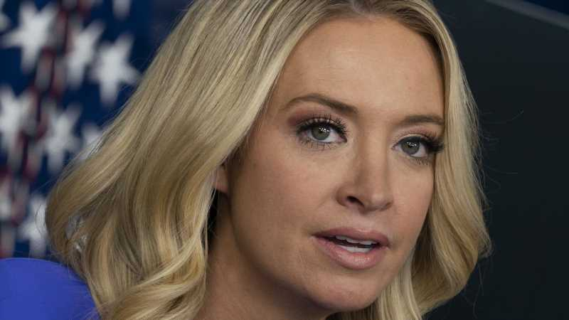 Kayleigh McEnany's Net Worth: The Political Commentator Makes Less Than You Think