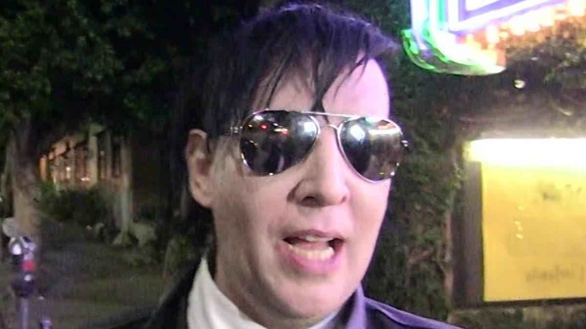 Marilyn Manson Sued By Woman Claiming He Raped Her