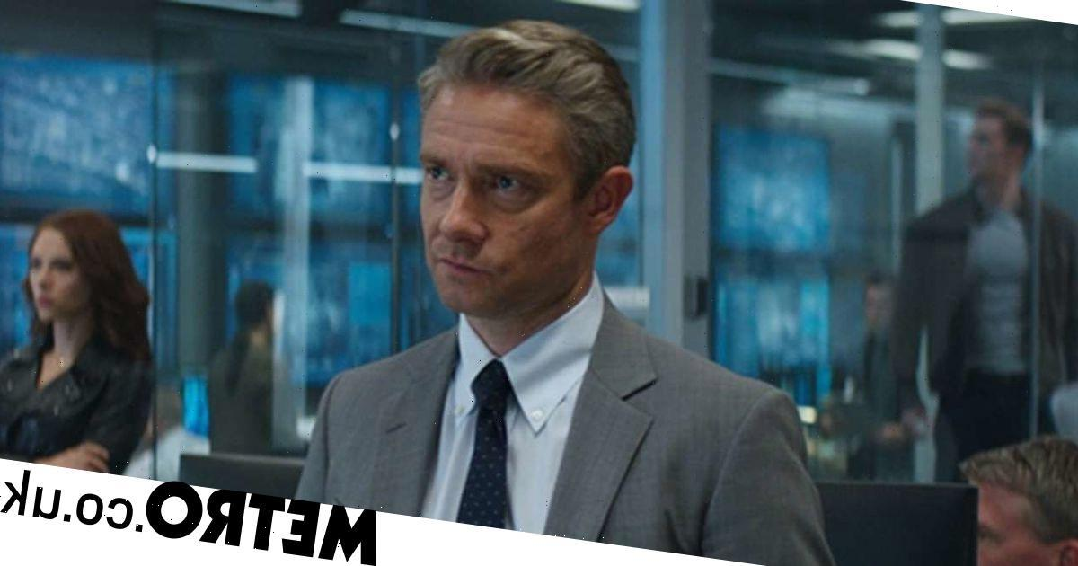 Martin Freeman teases Black Panther 2 script and reveals when filming starts