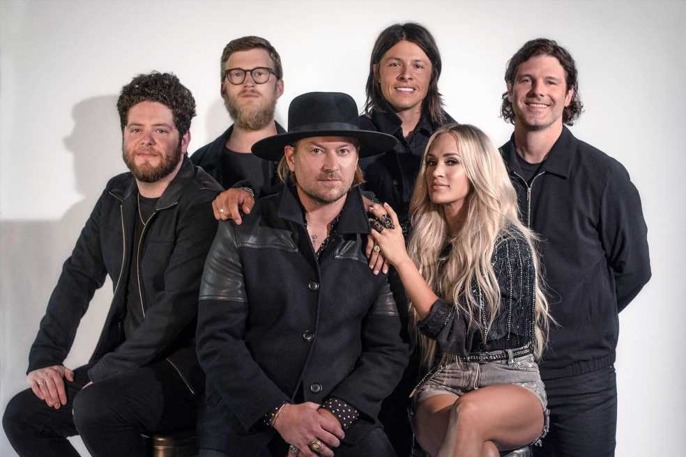 Needtobreathe, Carrie Underwood Team Up for 'I Wanna Remember'