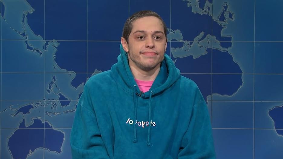 Pete Davidson Compares 'SNL' to AIDS: 'Still Here But No One's Gotten Excited About It Since the '90s' (Video)