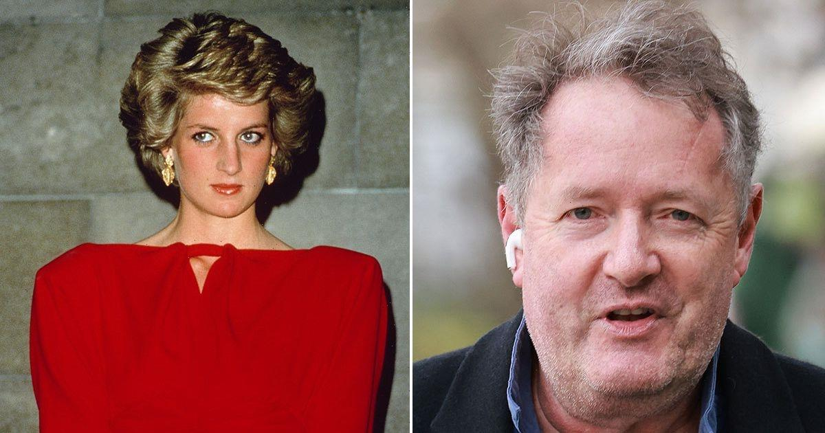 Piers Morgan shares Diana opened up to him about her experience of therapy
