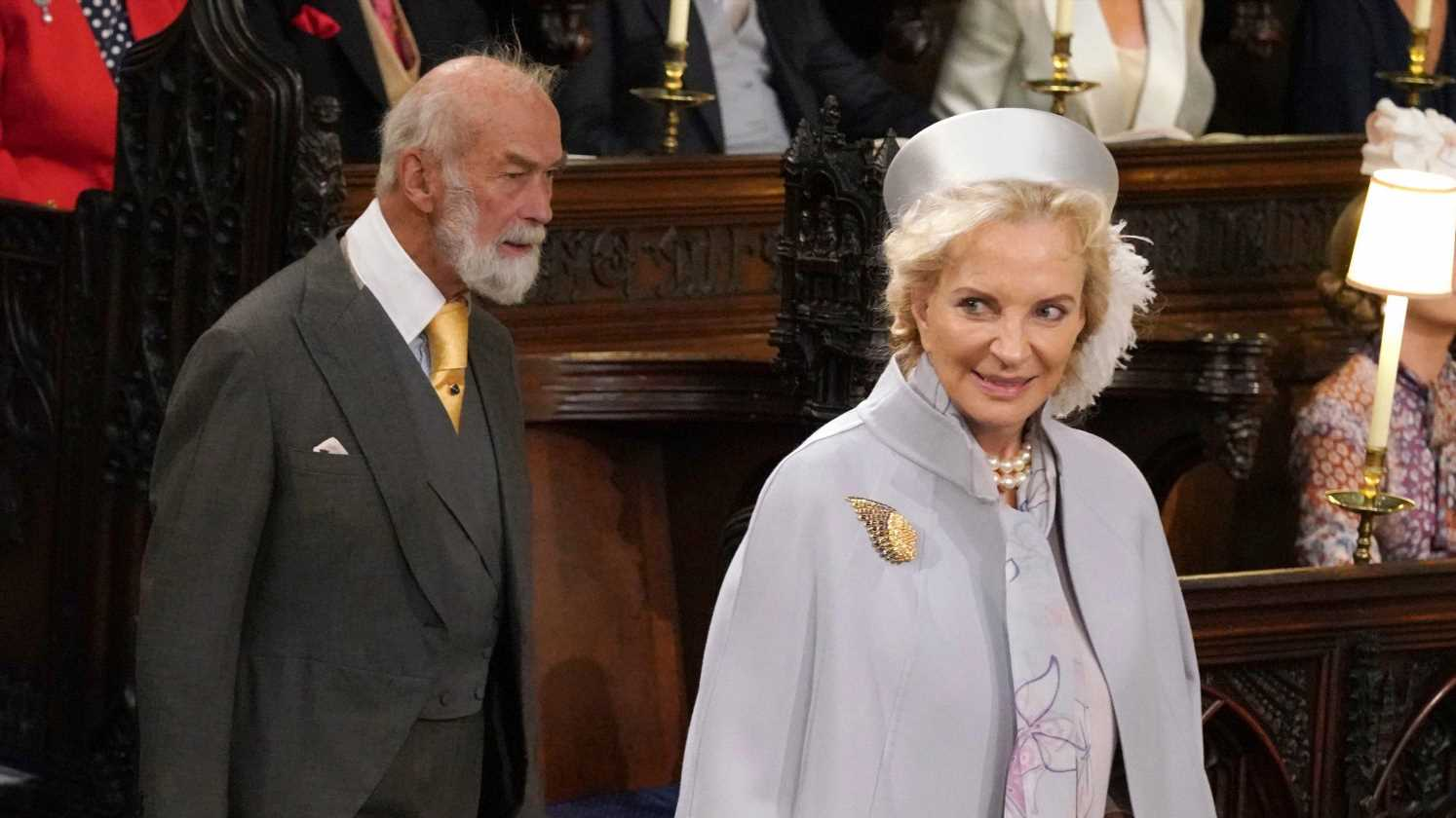 Queen Elizabeth's cousin Prince Michael of Kent accused of willingness to sell Kremlin access