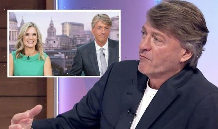 Richard Madeley recalls co-stars 'laughing at him' during GMB stint 'It was humiliating!'