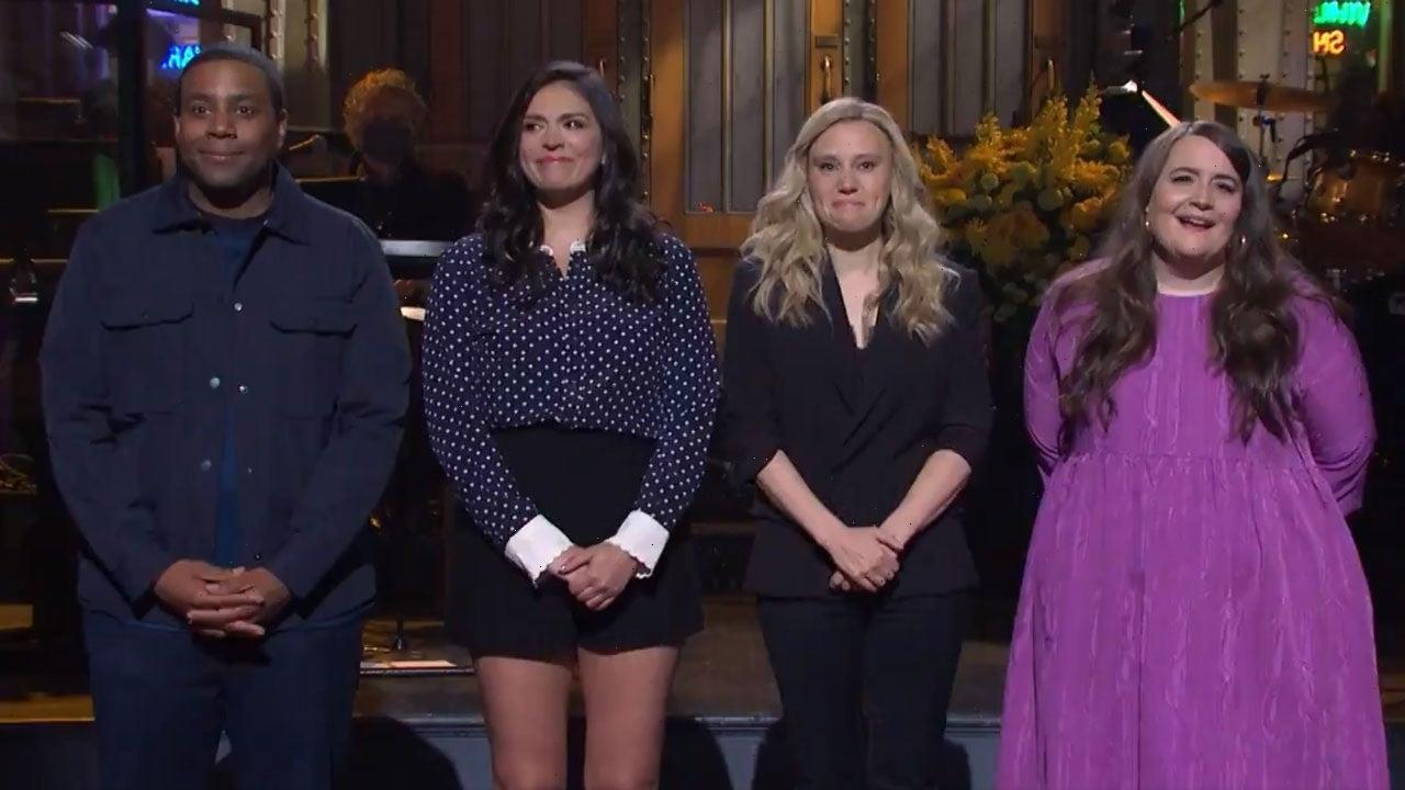 'SNL': Opens With Happy Tears as Castmembers Reflect on the Past Year