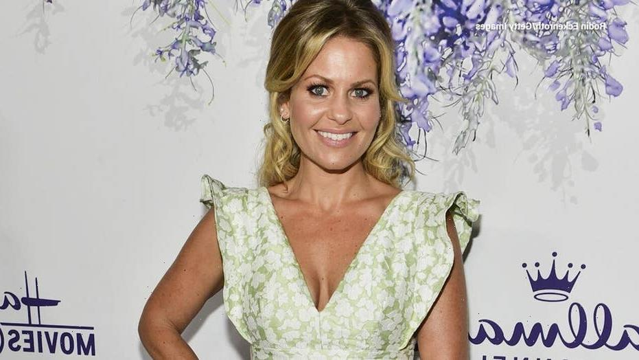 'Fuller House' star Candace Cameron Bure reflects on her anniversary with Valeri Bure: 'Wedding of my dreams'