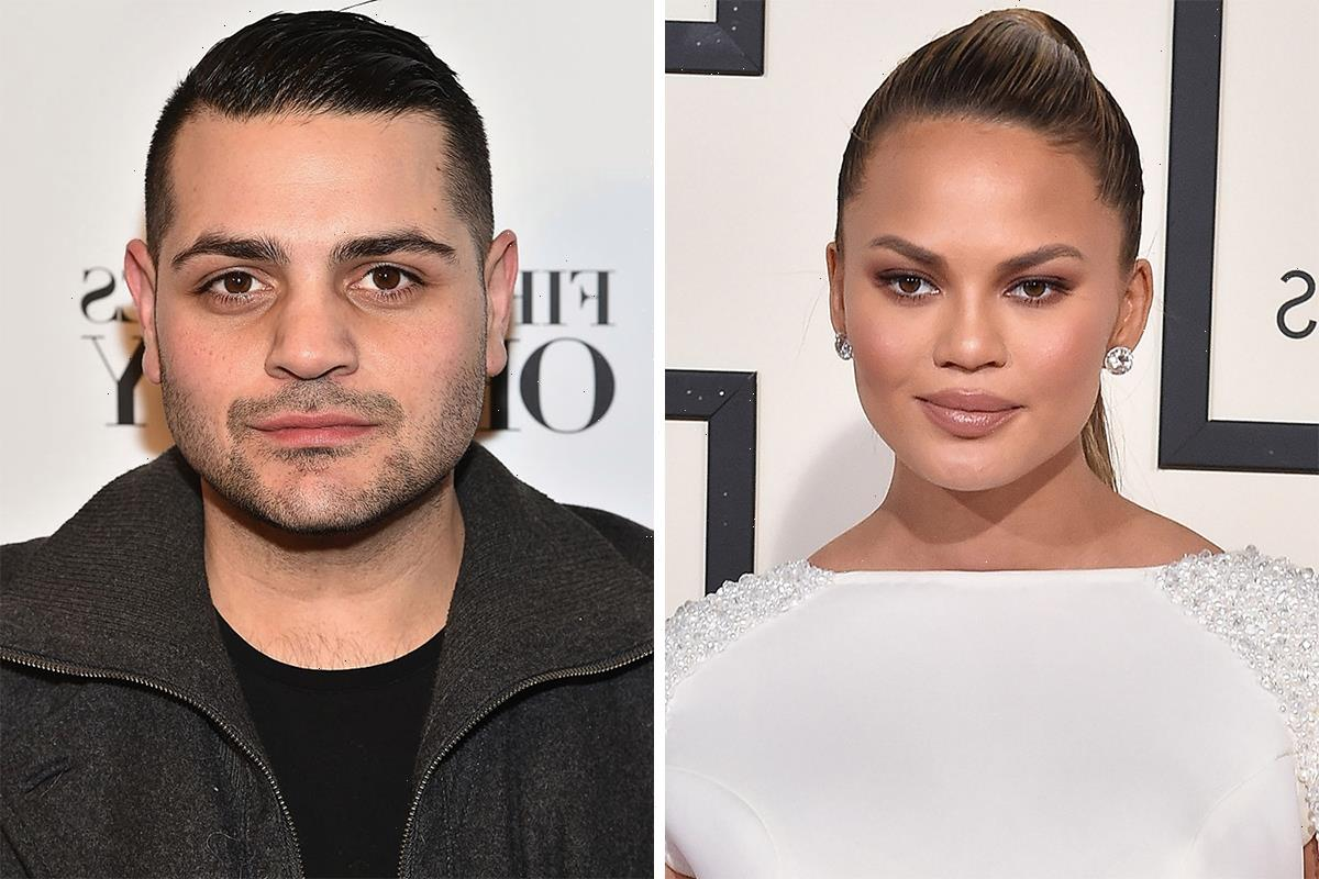 Chrissy Teigen's rep suggests designer Michael Costello FAKED the DMs of model telling him to 'suffer and die'