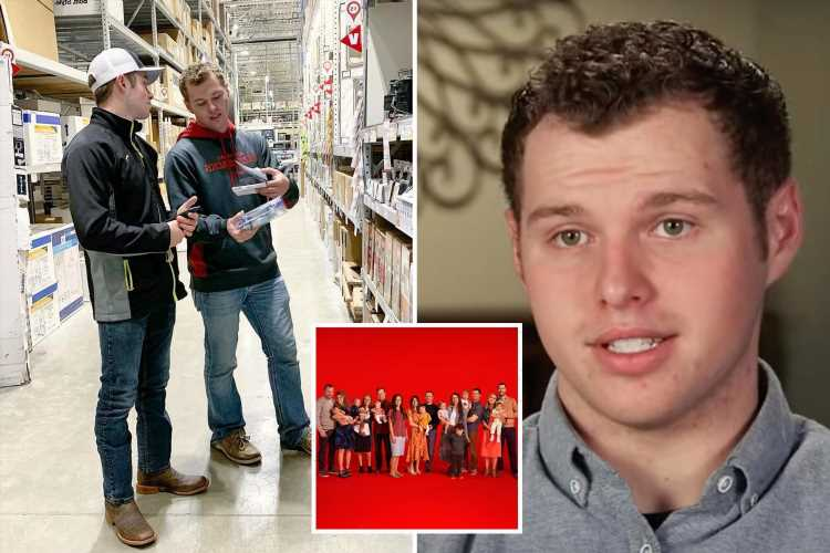 Counting On's Jeremiah Duggar launches construction business as show is canceled over Josh's child pornography bust