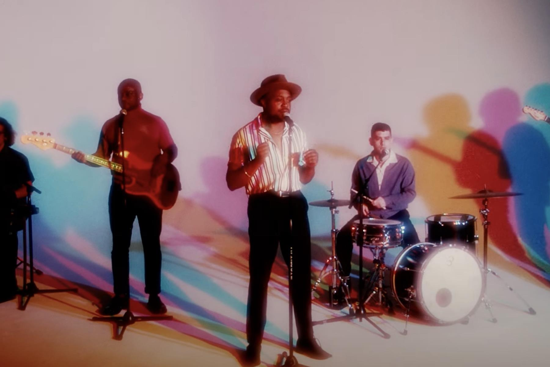 Durand Jones & the Indications Release 'Love Will Work It Out'