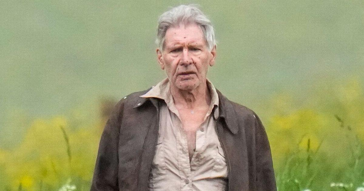 Harrison Ford may need to quit filming Indiana Jones 'for surgery' after injury