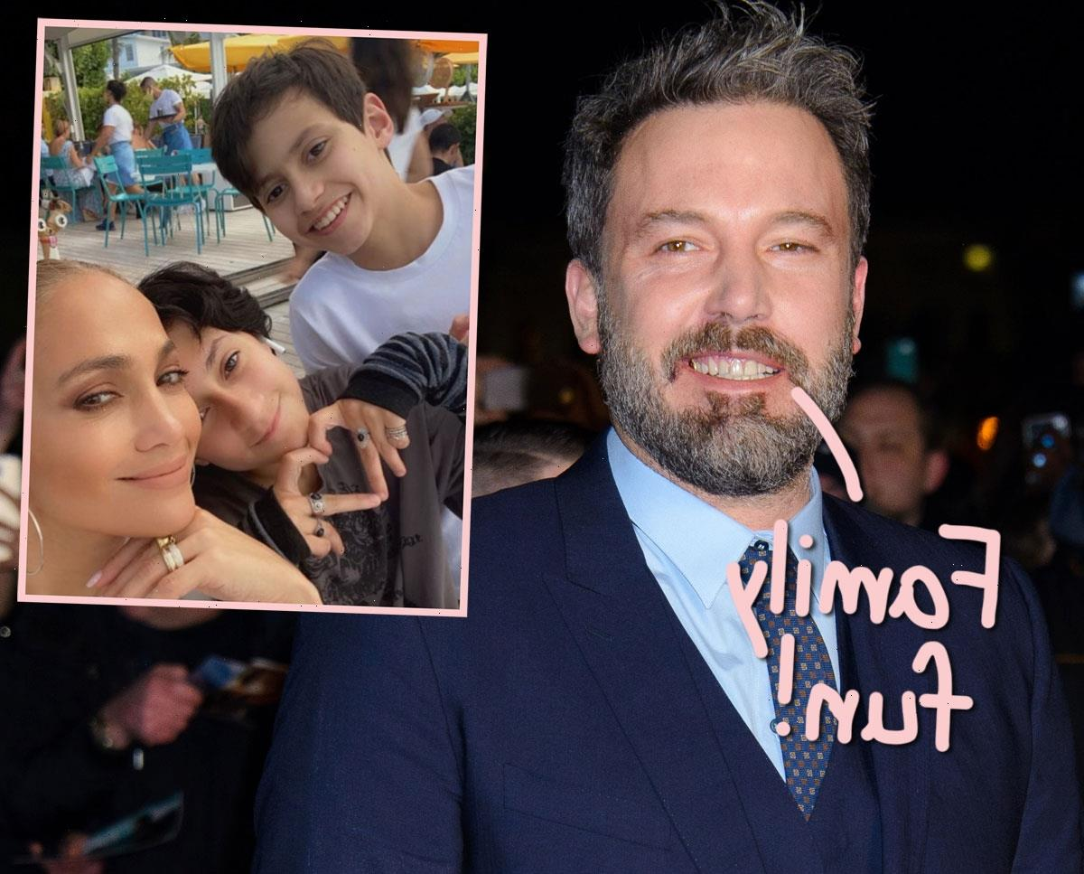 Jennifer Lopez's Twins Are 'Slowly Getting To Know' Ben Affleck As The Couple Moves Forward!