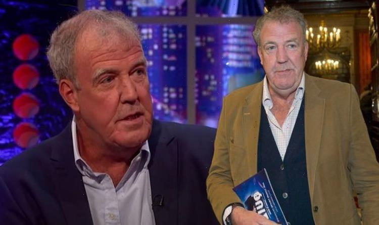 Jeremy Clarkson says he's 'shouted at all the time' by bosses in behind-the-scenes insight