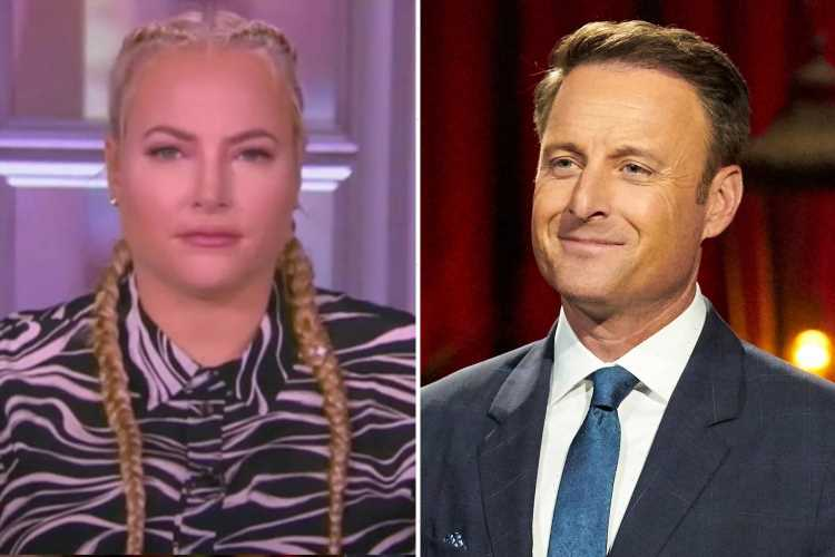 The View's Meghan McCain SLAMS The Bachelor as 'extremely problematic' after Chris Harrison's exit over 'racist' remarks