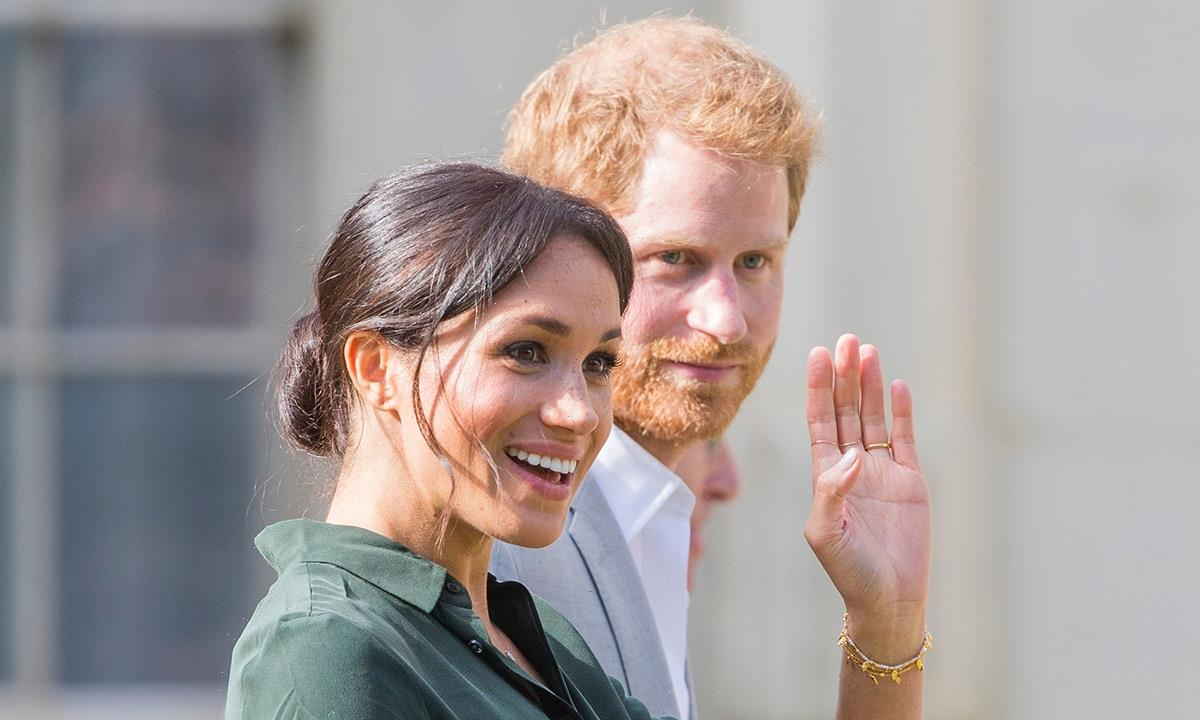Why Meghan Markle and Prince Harry's baby daughter won't have a title despite very royal name
