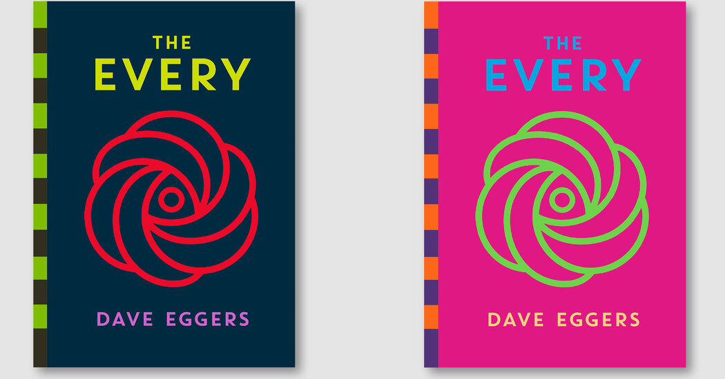 You Won't Find the Hardcover of Dave Eggers's Next Novel on Amazon