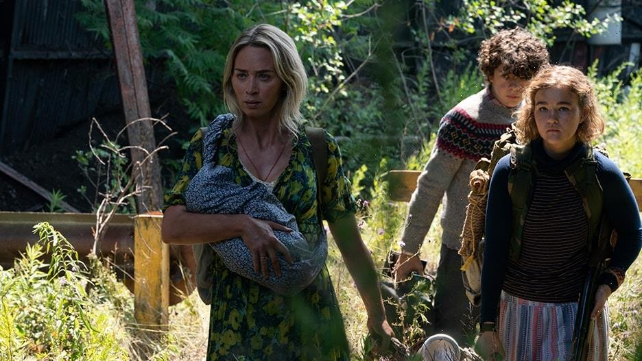 'A Quiet Place Part II' Is Streaming Now on Paramount+