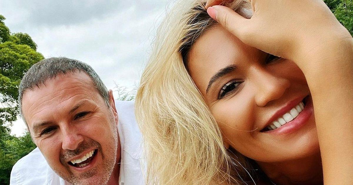 Christine and Paddy McGuinness rarely spent time together as a family pre-Covid