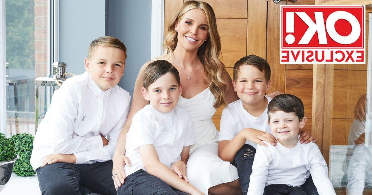 Danielle Lloyd vows to 'fight' for son Harry after ADHD diagnosis