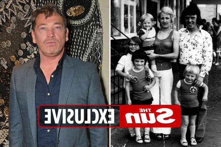 EastEnders star Sid Owen says he has 'pure hate' for jailed dad who beat him, his mum and brothers up in drunken rages