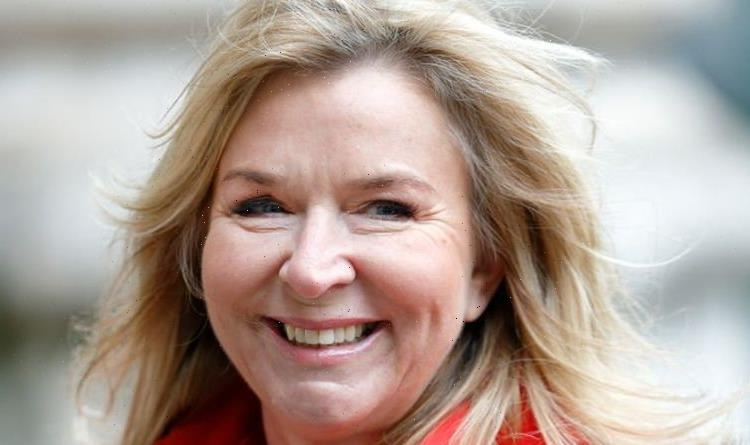 Fern Britton waded in after Piers Morgan's attack on Meghan and Harry -'Stop the bullying'