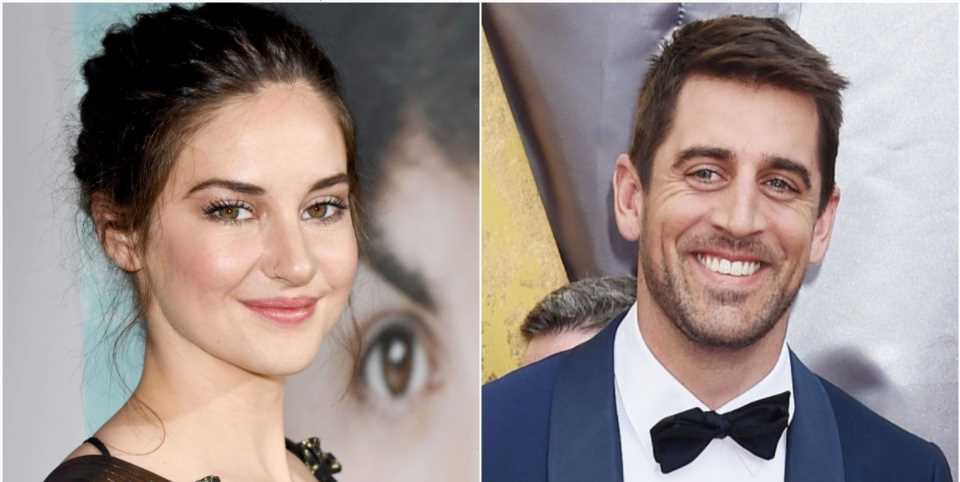 Inside Aaron Rodgers and Shailene Woodley's Whirlwind Romance