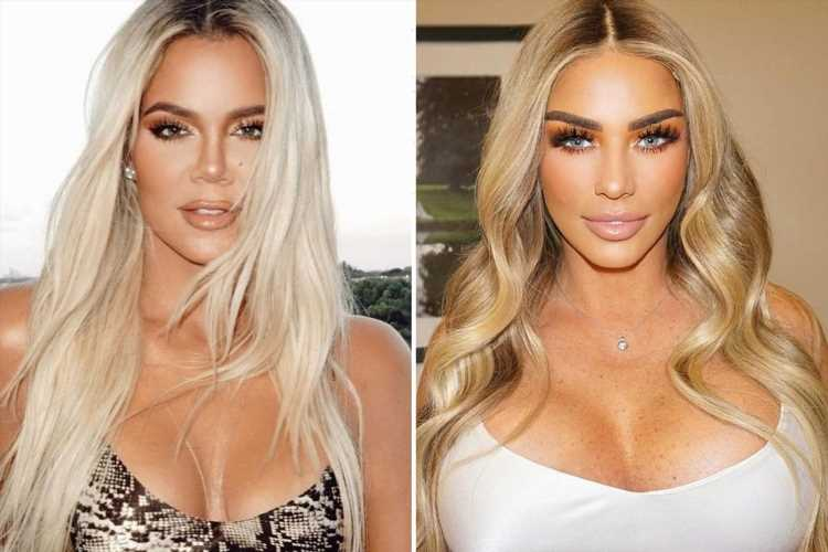 Katie Price 'looks just like Khloe Kardashian' after her latest round of surgery claim fans