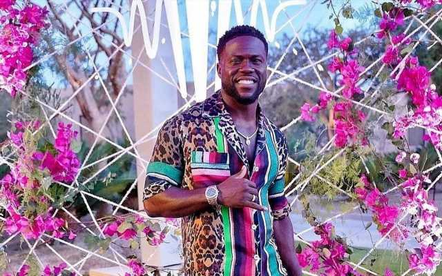 Kevin Hart Rejected Offer to Travel to Space Due to Security Concerns