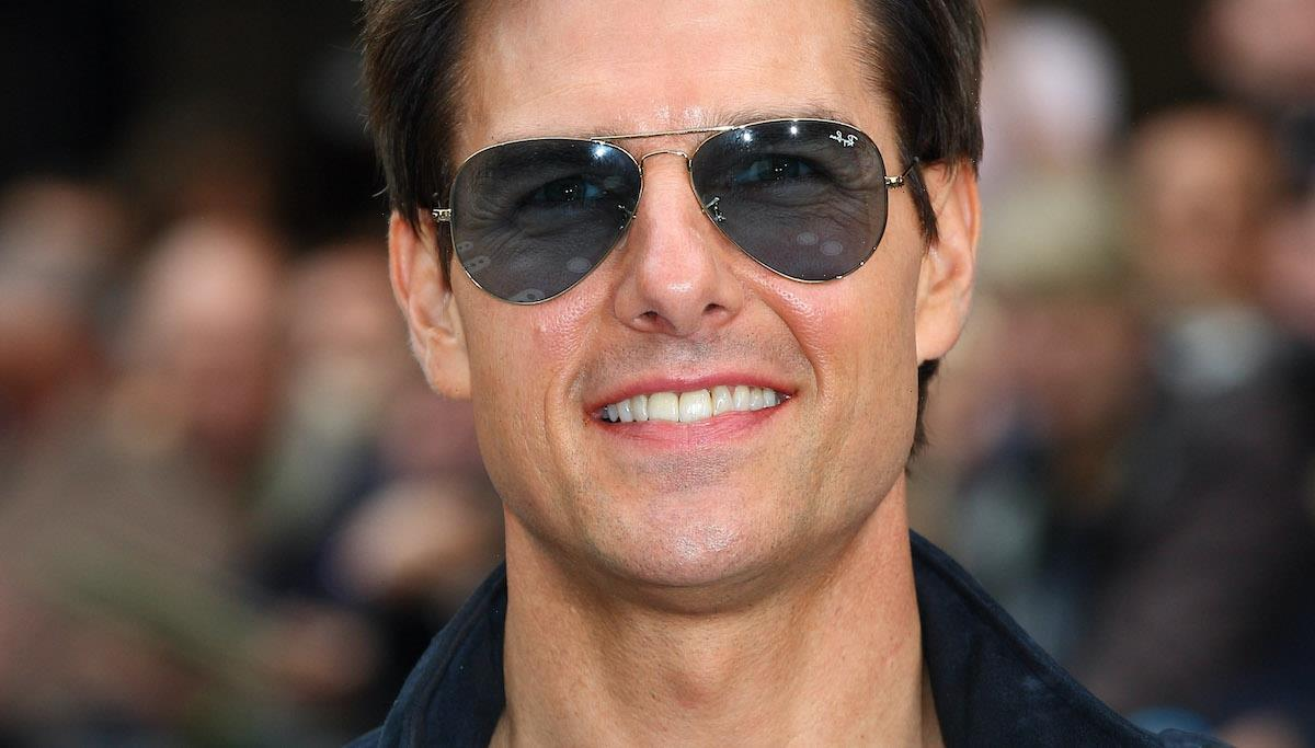 Kissing Tom Cruise Was 'Fun' and 'Crazy,' According to This Co-Star