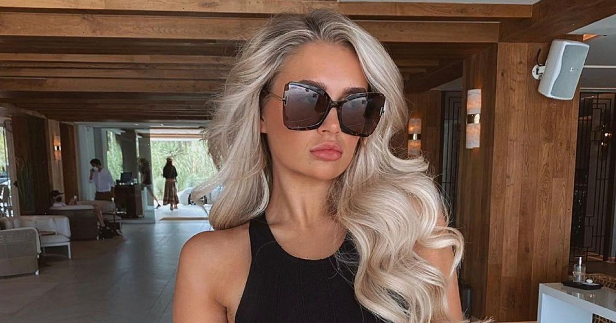 Love Island's Molly-Mae stuns with natural beauty snaps after her filler removal