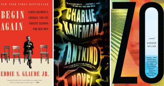 New in Paperback: 'Antkind' and 'Looking for Miss America'
