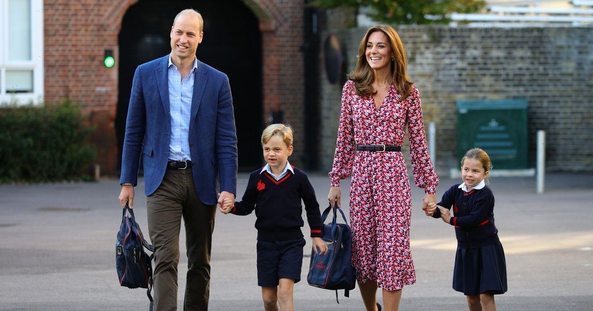 Prince George 'won't go to boarding school like William and Harry', expert says