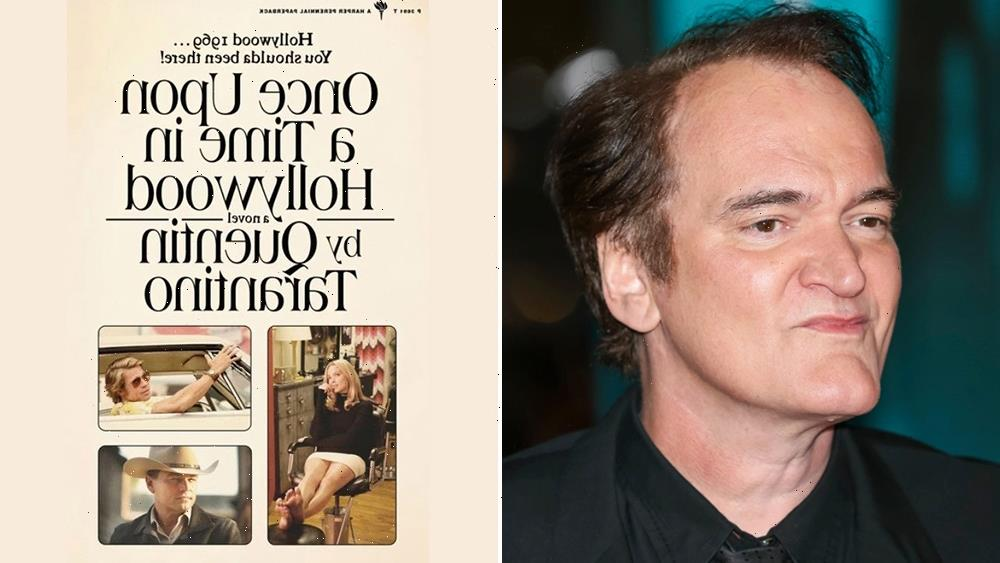 Quentin Tarantino On His 'Once Upon A Time In Hollywood' Novel, Retirement, Fatherhood, And Other Great Tales: Deadline Q&A