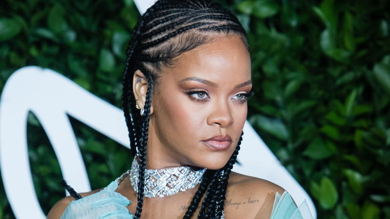 Rihanna Puts a Fiery Twist on French Manicures in Her First Selfie Since 2020