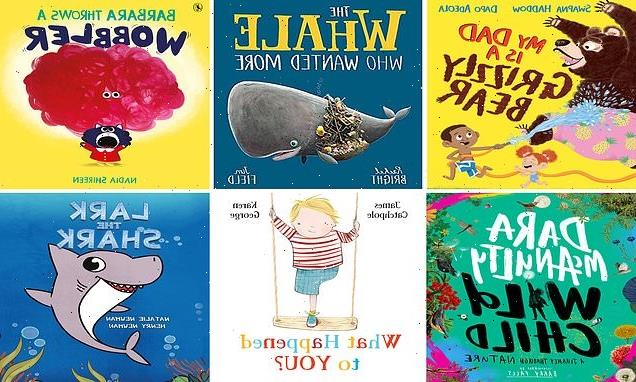 Sally Morris chooses the most fun books for kids