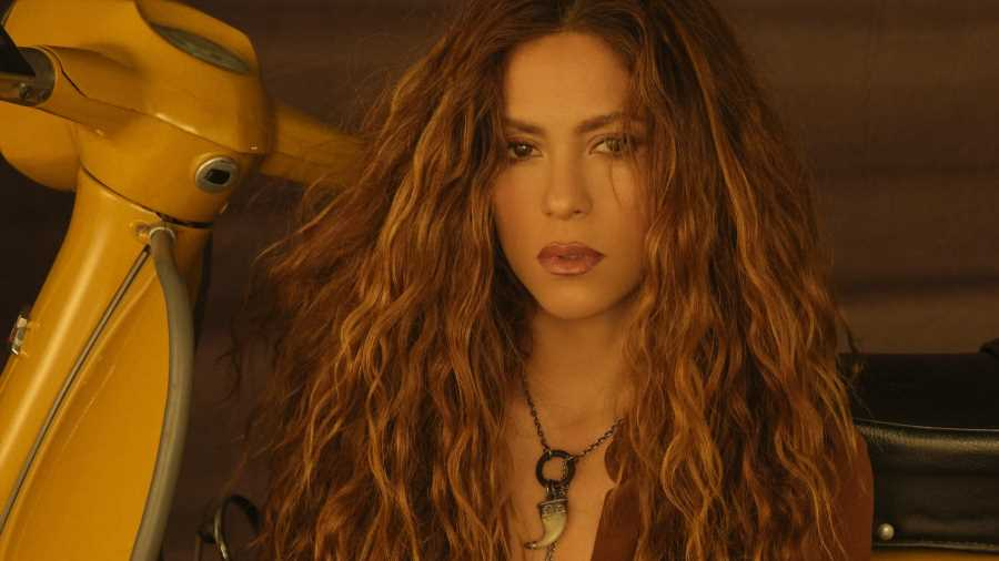 Shakira Catches Some Waves in the Video for New Single 'Don't Wait Up'