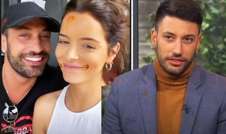 Strictly's Giovanni Pernice gives intimate insight to relationship with Maura Higgins
