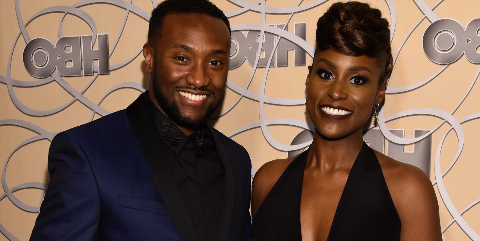 Surprise: Issa Rae and Longtime Boyfriend Louis Diame Are Officially Married!