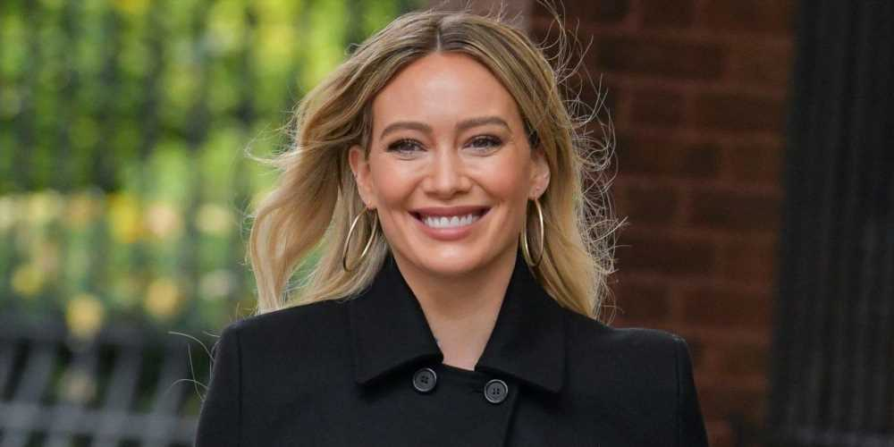 The Most Exclusive Club in Los Angeles Is Hilary Duff's Baby Music Class
